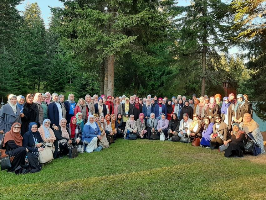 Priznanje koordinatorici Horozović na Savjetovanju Odjela za brak i porodicu Rijaseta Islamske zajednice