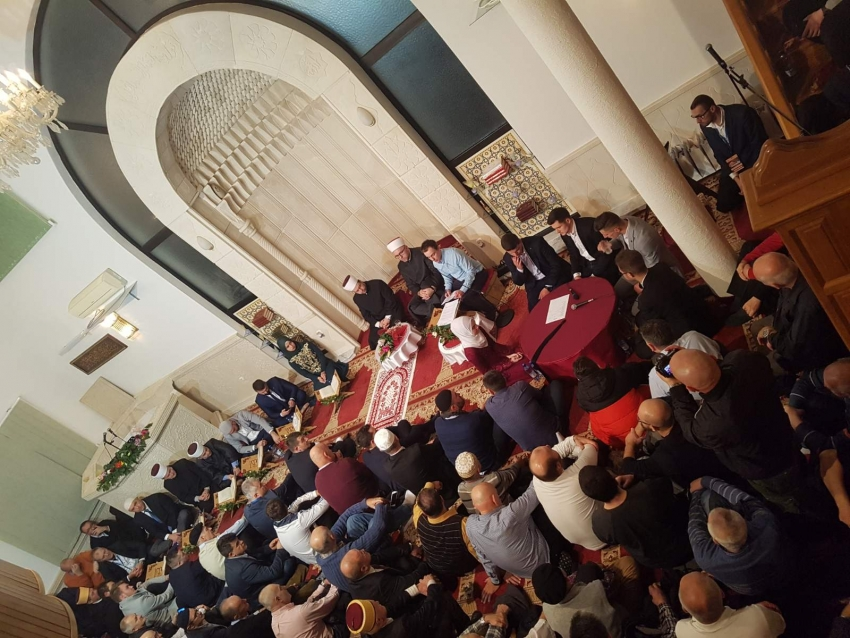 U džamiji u Brekovici upriličena veličanstvena Večer Kur'ana