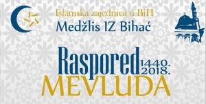 Mevludi u svim bihaćkim džamijama tokom mjeseca Rebi'u-l-evvela