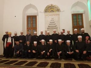 Centralni mevlud Medžlisa IZ Bihać održan u džamiji Fethija
