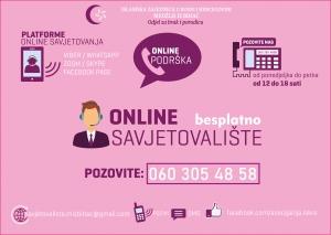 Online savjetovalište