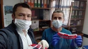 Donacija zaštitne opreme imamima Medžlisa IZ Bihać