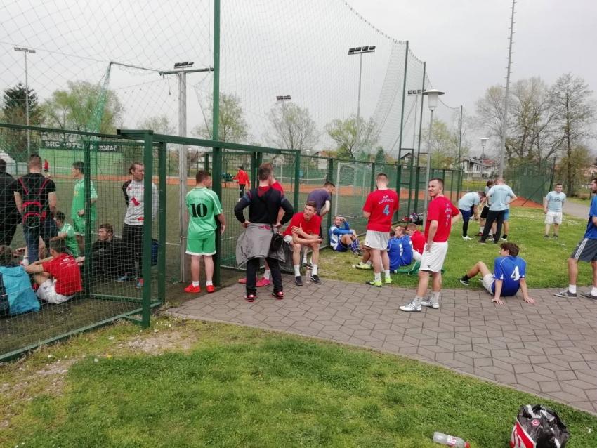 Džematska liga u malom nogometu Mreže mladih MIZ Bihać
