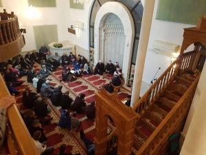 Obilježena peta godišnjica od preseljenja na ahiret Akaid-ef. Boje (FOTO)