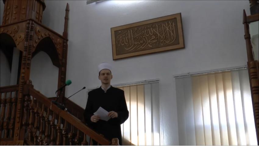 Hutba: Značaj održavanja rodbinskih veza - Mudžahid-ef. Štulanović