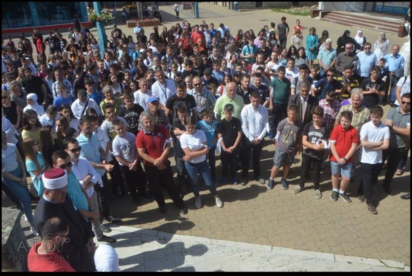 Obilježan Dan bijelih traka u Bihaću