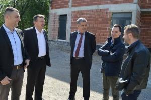 Gradonačelnik Fazlić u posjeti Medžlisu IZ Bihać