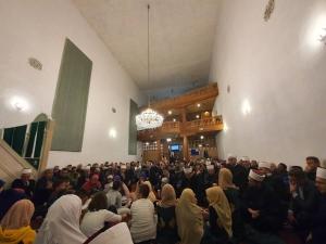 U džamiji Fethija održana centralna mevludska svečanost i dodijeljena priznanja