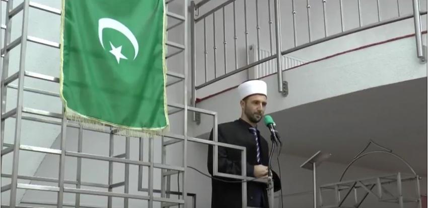 Hutba o čovjeku kao namjesniku Božijem na zemlji  - Aldin-ef. Adilović