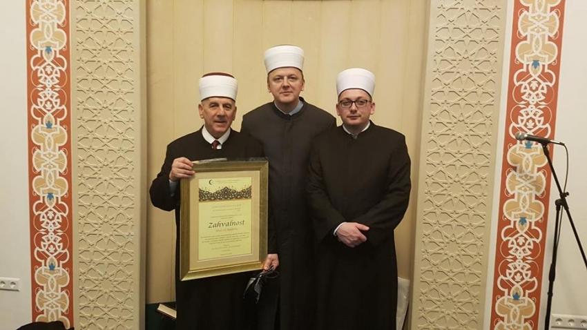 Džemat Ribić: Uz mevludsku svečanost ispraćaj dosadašnjeg i promocija novog imama