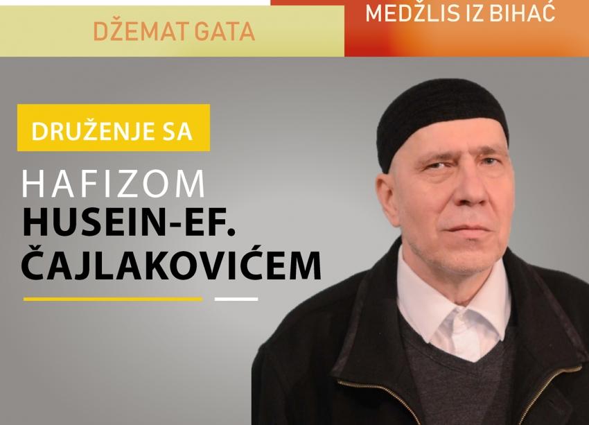 Druženje sa hafizom Čajlakovićem u džematu Gata