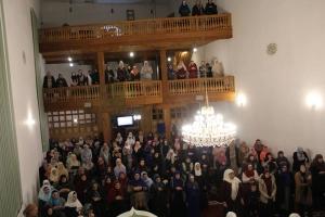 Održan centralni mevlud za žene u Fethija džamiji u Bihaću