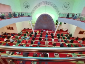 Centralna bajramska svečanost upriličena u Gradskoj džamiji u Bihaću